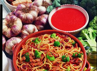 Ricetta: spaghetti tonno e broccoli