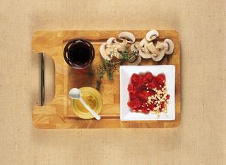 Ricetta: salsa al vino rosso