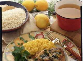 Come preparare il risotto con gli ossibuchi