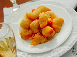 Zeppole fritte