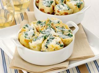 Ricetta: cannelloni di crepes ricotta e spinaci