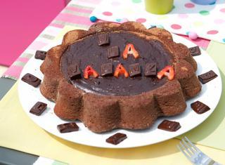 Base per crostata morbida al cioccolato