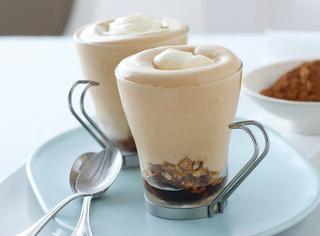 Mousse al caffè e mascarpone