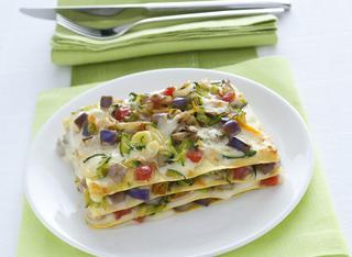 Lasagne alle verdure semplici