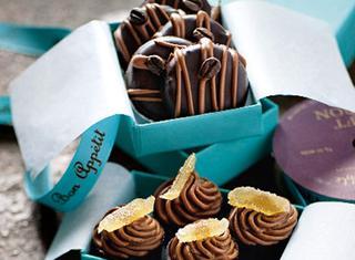 Cioccolatini afrodisiaci allo zenzero