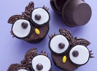 Cupcake Oreo ®