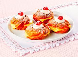 Zeppole dolci di San Giuseppe