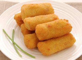Crocchette di patate sfiziose