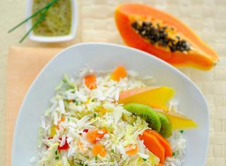 Insalata di riso esotica