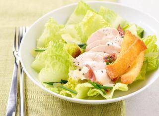 Insalata Caesar con pollo
