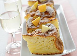Torta di mele soffice senza burro