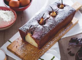 Ricetta: plumcake alle pere e cioccolato