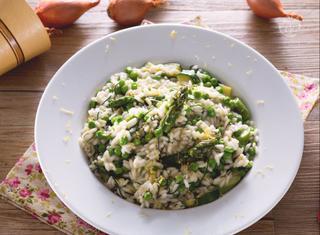 Come preparare il risotto primavera
