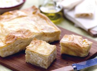Burek al formaggio