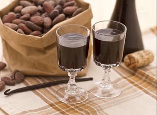 Crema di cacao e vaniglia