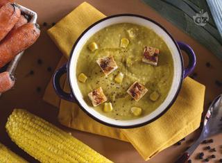 Come preparare una zuppa di mais