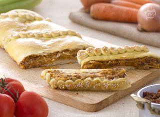 Strudel lasagna