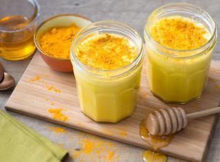 Ricetta: golden milk