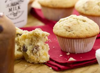 Ricetta: Muffin di panettone