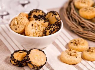 Biscotti al gorgonzola