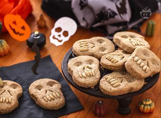 Biscotti teschio