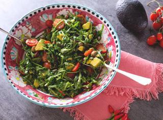 Come fare l'insalata di avocado