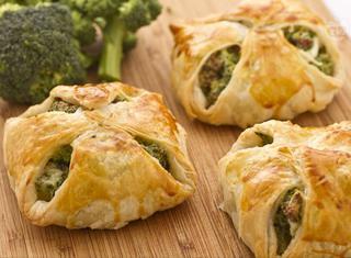 Ricetta: fagottini broccoli e ricotta