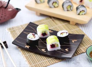 Come fare il sushi vegetariano