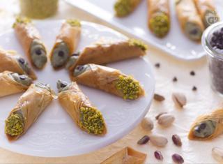 Come preparare i cannoli di pasta fillo al pistacchio