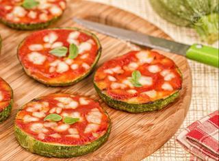 Ricetta: pizzette di zucchine