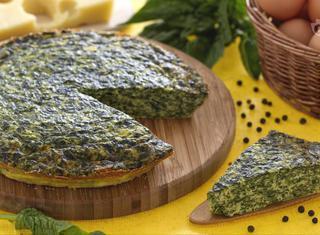 Ricetta: Frittata al forno con spinaci e ricotta