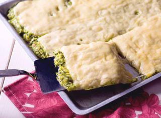 Schiacciata di zucchine: ricetta