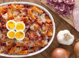 Ricetta: pasta pasticciata