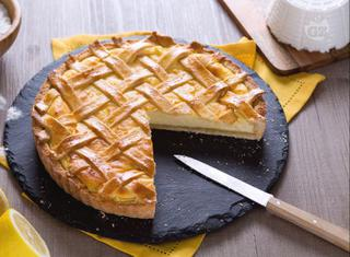Ricetta: torta alla ricotta e limone