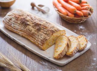 Ricetta: pane alle carote