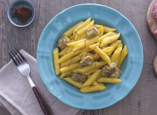 Ricetta : pasta alla monzese