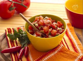 Salsa di pomodori messicana