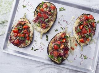 10 piatti con le melanzane