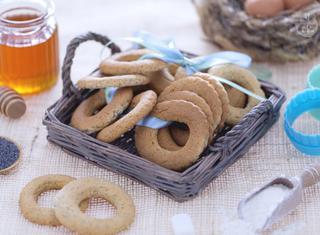 Ricetta: biscotti ai semi di papavero