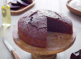 Ricetta: torta dolce di barbabietole