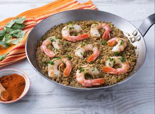 One-pot quinoa