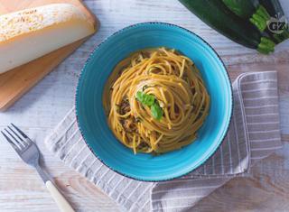 Ricetta: spaghetti alla Nerano