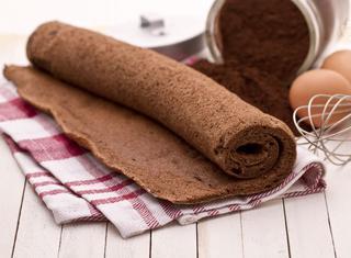 Ricetta: pasta biscotto al cacao