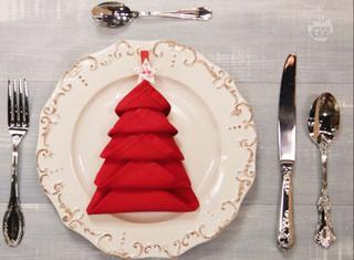 Tovaglioli Stella Di Natale.Come Piegare I Tovaglioli Le 10 Migliori Ricette
