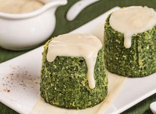 Come preparare gli sformatini di spinaci