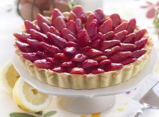 Ricetta: crostata alle fragole
