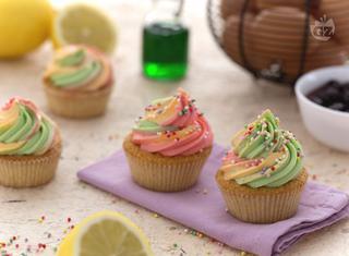 Cupcake carnevaleschi
