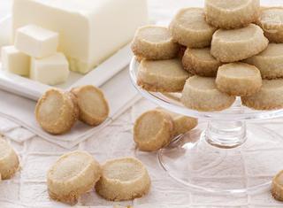 Ricetta: biscotti sablès