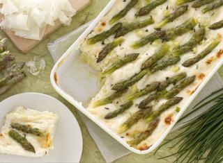 Come preparare le lasagne agli asparagi