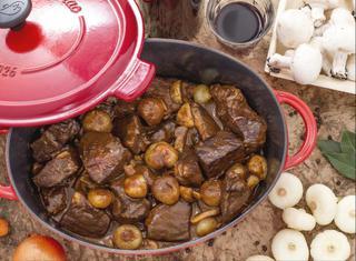 Come preparare il boeuf bourguignon